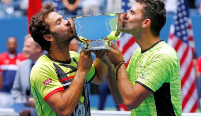Foto: Performanţă de excepţie! Constănţeanul Horia Tecău, campion la US Open