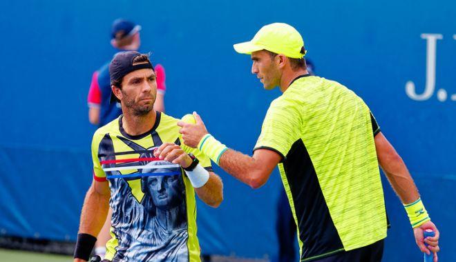 Foto: Horia Tecău s-a oprit  în turul doi la US Open