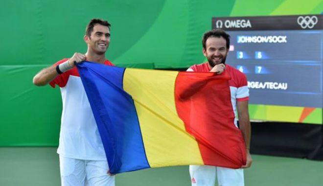 Foto: Horia Tecău, convocat în echipa de Cupa Davis a României