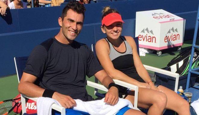 Foto: Horia Tecău şi Simona Halep,  în lotul olimpic de tenis
