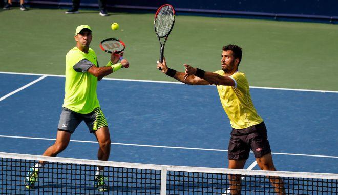 Foto: Tecău şi Rojer s-au oprit în primul tur, la Miami