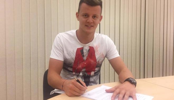 Foto: Kevin Boli părăseşte Viitorul şi semnează  cu CFR Cluj
