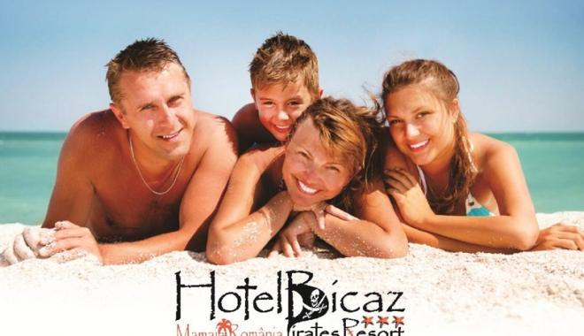 Foto: Pira�ii din Caraibe, la Mamaia! Se deschide primul hotel tematic pe litoral