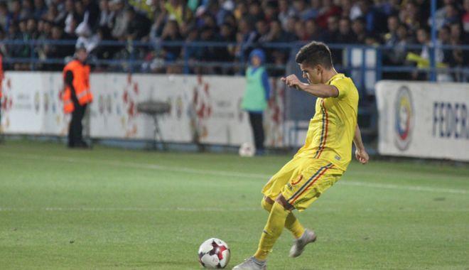 """Foto: Ianis Hagi: """"Două meciuri decisive pentru calificare, dar şi pentru viitorul nostru"""""""
