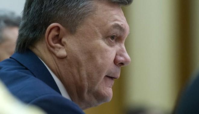 Foto: Parlamentul ucrainean votează DEMITEREA preşedintelui şi alegeri ANTICIPATE la 25 mai