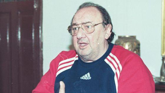 Foto: Vasile Ianul, fost preşedinte al clubului Dinamo, în stare critică la spital