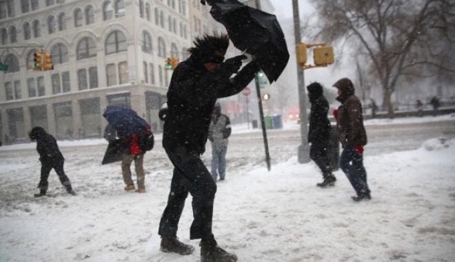 Foto: VREMEA se RĂCEŞTE brusc. PROGNOZA pentru iarnă: -30 de grade