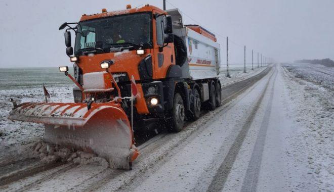 COD PORTOCALIU la Constanţa. Restricție de tonaj pe DN 3 între Ostrov și Cobadin, din cauza vizibilității reduse - iarna2-1611738266.jpg