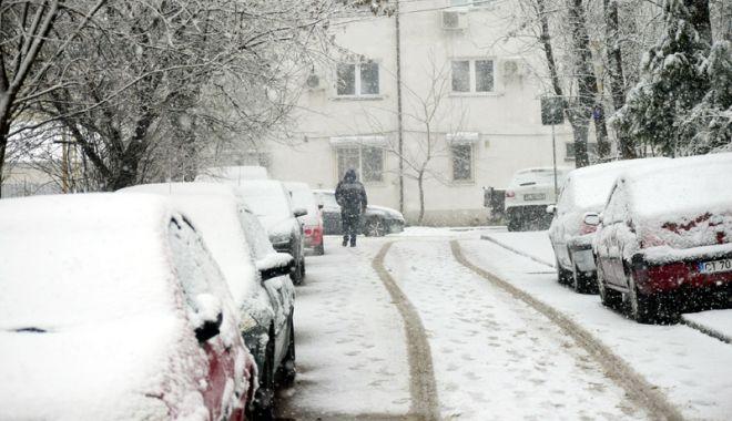 Foto: Iarna se dezlănţuie! Autoritățile locale, în alertă!