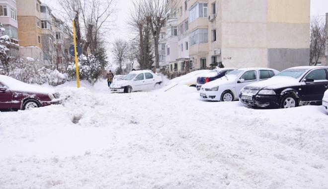 Foto: VREME REA ÎN ROMÂNIA. Ce spune CNAIR despre starea drumurilor