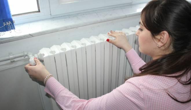 Foto: Iată când vor avea constănţenii căldură în apartamente