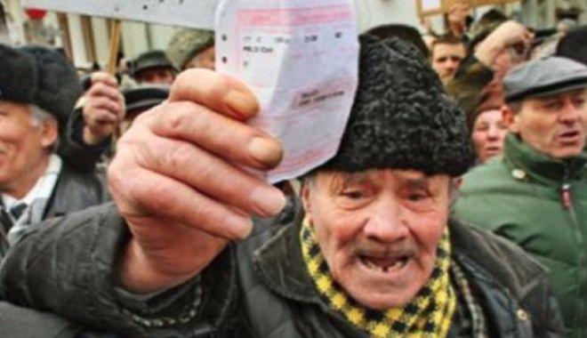 Foto: Iată când vor fi majorate pensiile