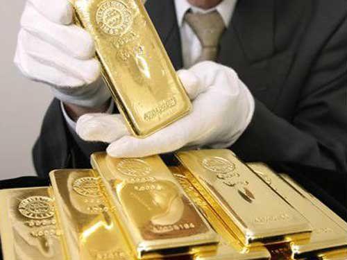 Foto: Iată cât aur are BNR