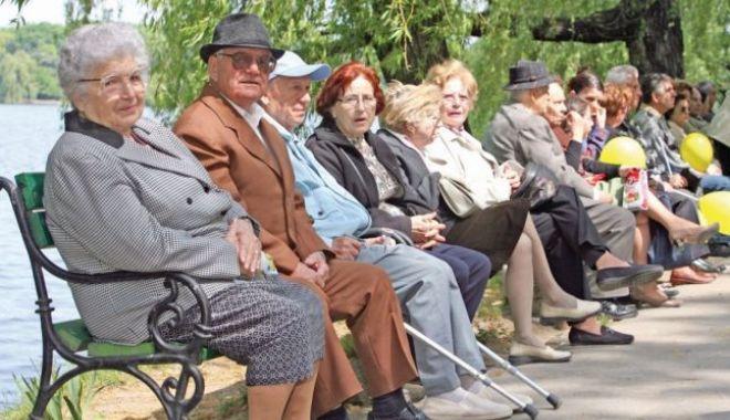 Foto: Tu ştiai? Iată care e județul cu cei mai mulți pensionari față de salariați