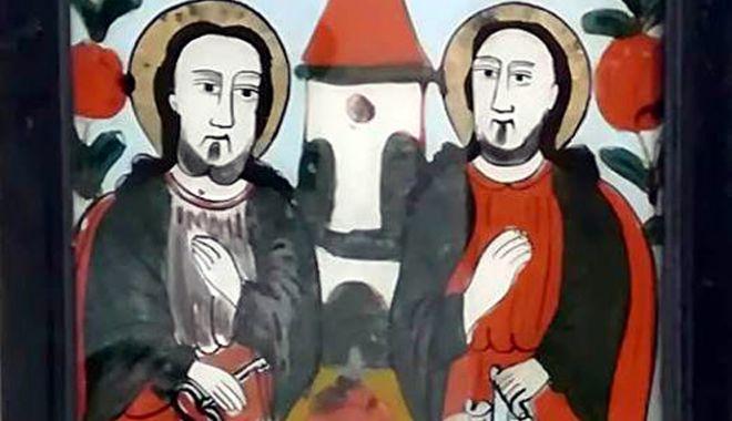 Foto: Tradiţii de ziua sfinţilor Apostoli Petru şi Pavel