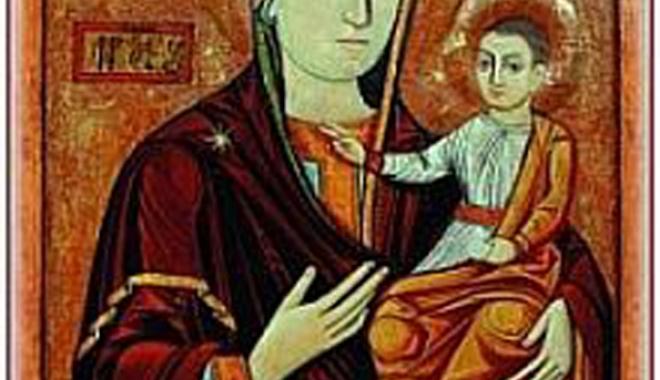 Icoana  Maicii Domnului  de la mănăstirea Nicula sosește  la Constanța - icoanamdnicula-1487179353.jpg
