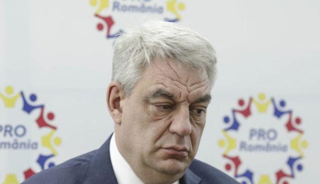 Foto: Mihai Tudose a demisionat din Pro România