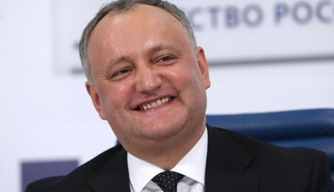 Foto: Curtea Constituţională a Republicii Moldova a decis suspendarea temporară a preşedintelui Igor Dodon
