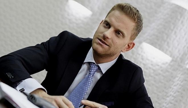 Foto: Ilan Laufer, ministrul pentru Mediul de Afaceri, s-a înscris în PSD