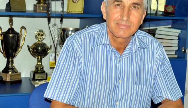 Foto: Ilie Floroiu va deveni cetăţean de onoare al municipiului Constanţa