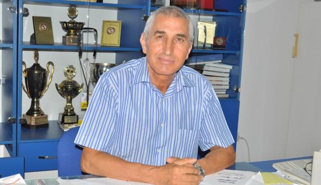 Ce spune Ilie Floroiu despre evoluţia sportivilor de la CS Farul la JO 2012