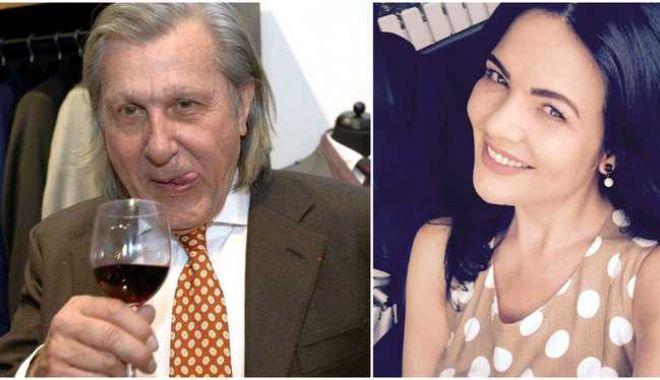 """Foto: Ilie Năstase s-a separat de Brigitte: """"Am divorțat, cam așa...! Sunt liber!"""