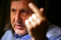 Foto: Ilie Năstase, primele declarații după ce a fost prins băut la volan