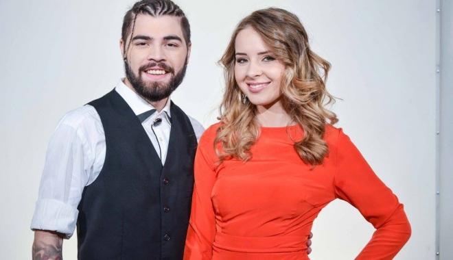 EUROVISION 2017. Ilinca Băcilă şi Alex Florea, intră în finală pe locul 20 - ilincaalexroemeni-1494658348.jpg