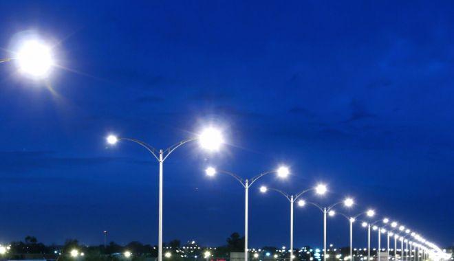 Foto: Atenţie! Se verifică iluminatul public din stațiunea Mamaia