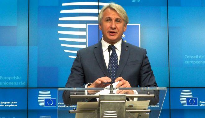 Foto: Îl va demite premierul Dăncilă pe ministrul Eugen Teodorovici?