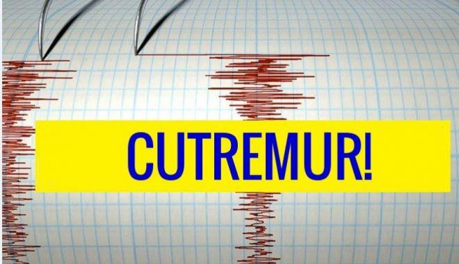 Foto: A fost cutremur, în această dimineaţă