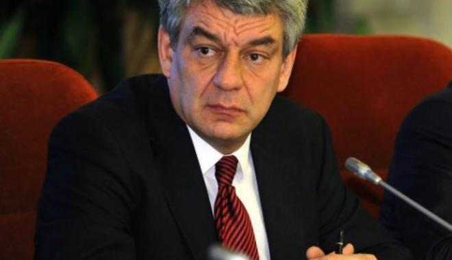 Foto: Mihai Tudose, în vizită oficială la Bruxelles