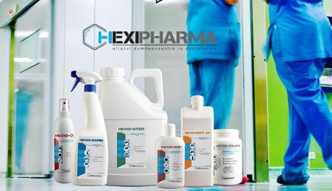 Foto: Hexi Pharma / Ce spune procurorul general al României, despre cazul dezinfectanţilor diluaţi
