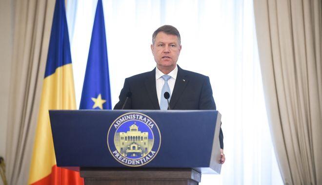 Foto: Iohannis, la întâlnirea cu ambasadorii: În politica externă nu e nevoie de experimente discutabile, în nume personal, amatorism și gafe