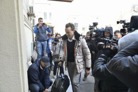 Foto: SCAPĂ RADU MAZĂRE DE AREST? Primarul Constanţei, în faţa judecătorilor