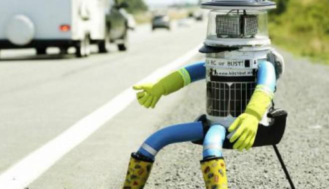 Foto: Robotul care și-a propus să vadă dacă poate avea ÎNCREDERE în oameni