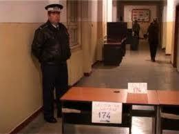 Foto: Polițiștii refuză să mai asigure paza alegerilor electorale, pe gratis!