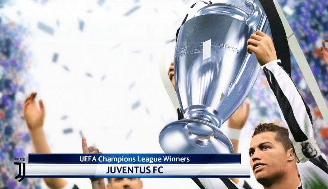 Foto: Reuşeste Juventus un nou trofeu Champions League după 22 de ani?