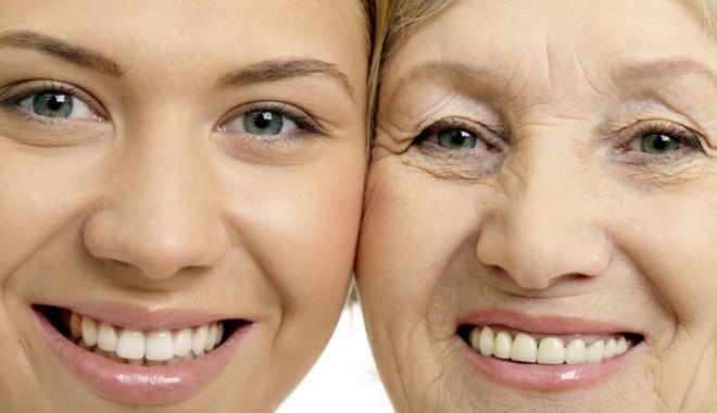 Foto: Cum putem încetini  procesul de îmbătrânire