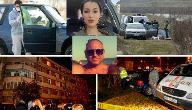 Foto: DETALII noi din ancheta ASASINATULUI! Cine l-a ascuns trei zile pe Adrian Hladii. Ce planuri avea criminalul, după ce a împuşcat-o pe tânără