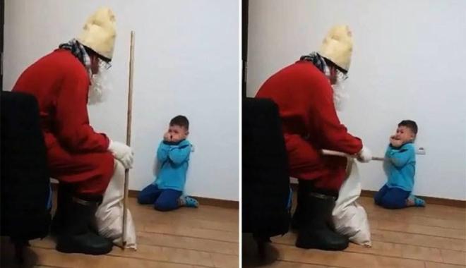 CAZUL ŞOCANT AL COPILUI BĂTUT DE