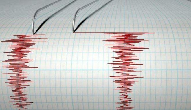 Foto: Cutremur în Vrancea, în noaptea de vineri spre sâmbătă