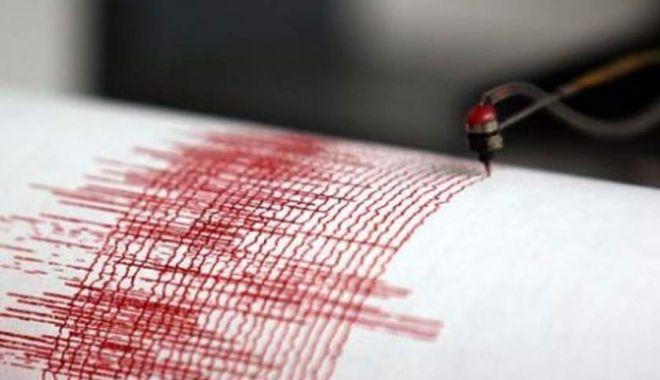 Foto: Cutremur produs în Vrancea la 30 de km adâncime