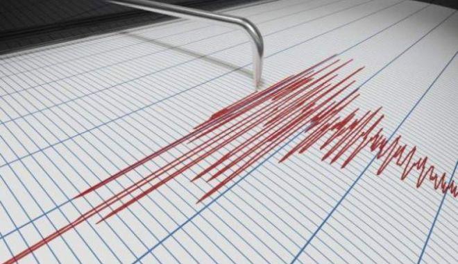 Foto: Cutremur în România, noaptea trecută