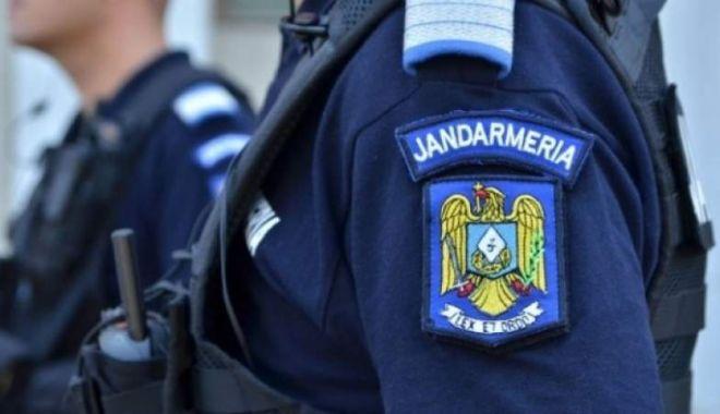Foto: Un jandarm şi-a bătut soţia chiar în ziua de Dragobete
