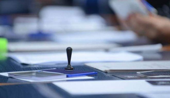 Foto: Cum a votat Constanţa la europarlamentare