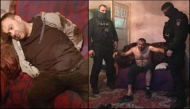 Foto: Şeful Poliţiei Române, după prinderea criminalului din Timiş: Este meritul colegilor