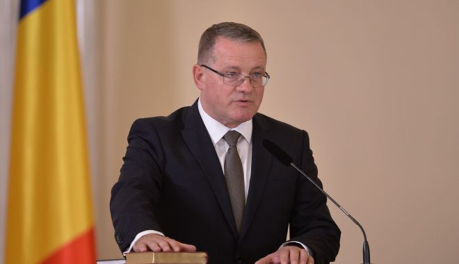 Ministrul Agriculturii şi-a anunţat demisia.