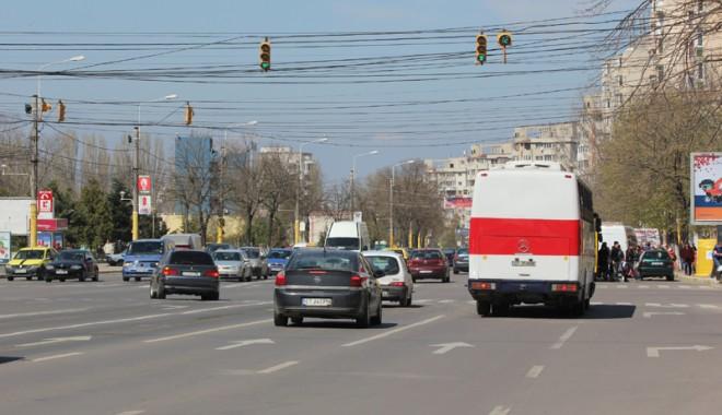 Foto: Atenţie la semafoarele amplasate în zona Gării!