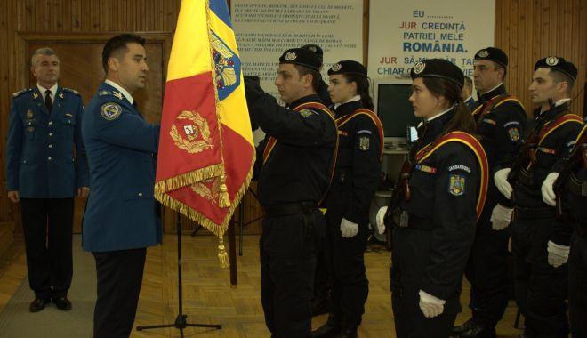 Foto: Şef nou la Jandarmeria Constanţa